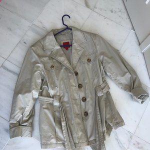 Classic Espirit Trench Coat